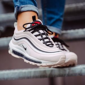 Nike Air Max 97 Light Soft Pink Sneakers Women's